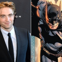 Robert Pattinson's Full Batman Suit Revealed