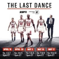ESPN To Air 'THE LAST DANCE' On April 19th