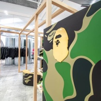 Let's Go Inside The Newly Opened BAPE Store COMME des GARÇONS In Osaka